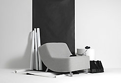 C Collection Lounge Chair